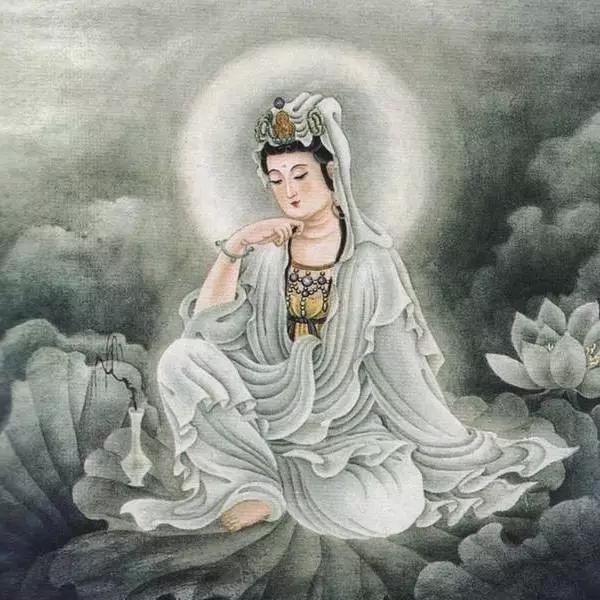 震动台湾的观音菩萨托梦事件!(广化法师) - 纯净心 - 纯净心