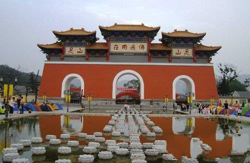 观音菩萨成道日,南阳灵山寺将隆重启建甲午年六月十九佛菩萨成道日