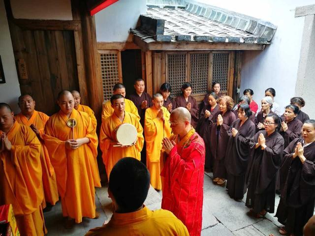 福州举行明�D禅师示寂15周年纪念活动