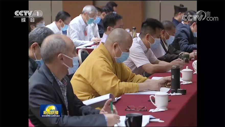 《【摩登测速登录】全国政协委员印顺法师:让中医药成为中华文化软实力的重要标识》