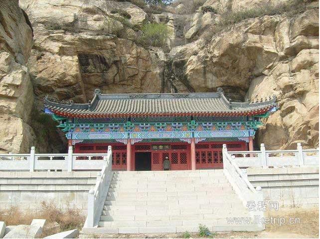 观音洞 锦州 辽宁寺院图片