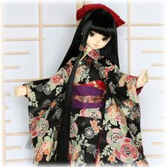 日本 遐想/·日本服装:和服