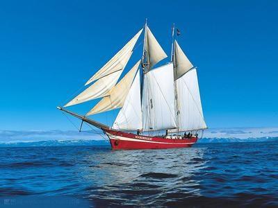 qq头像中关于船和大海