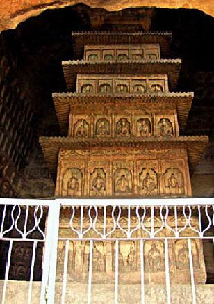 南北朝宗教建筑图片